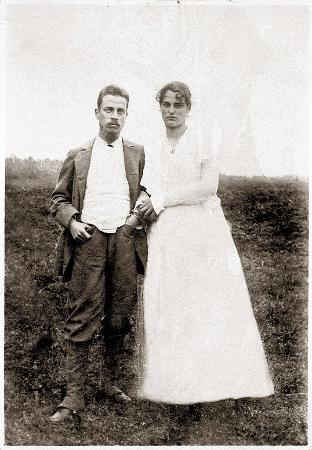 Clara Westhoff-Rilke ve Rilke