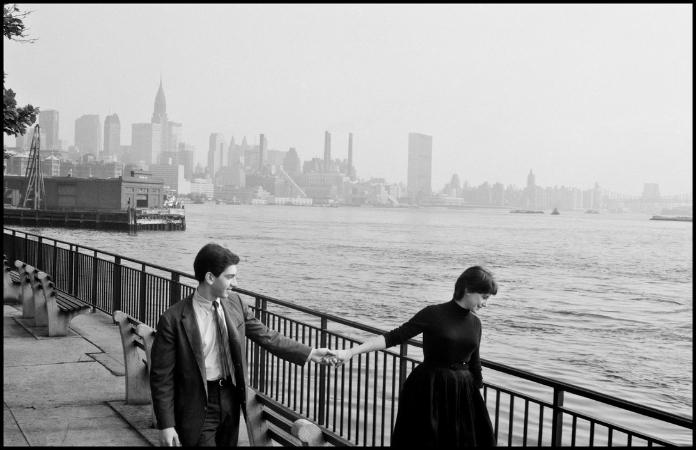 Inge Morath, ABD, 1960