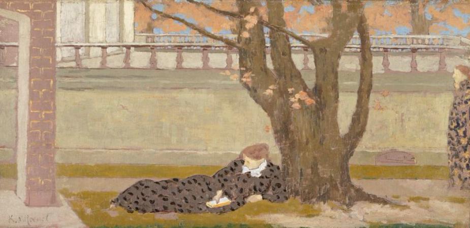 Ker-Xavier Roussel, La Terrasse, 1892