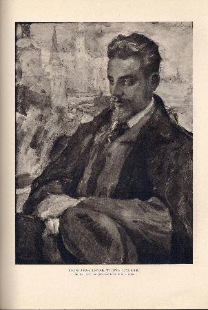 Leonid Pasternak, Rilke
