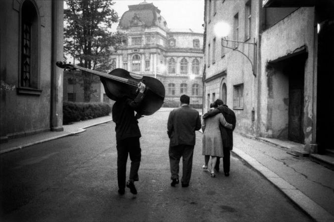 Marc Riboud, Prag, 1962