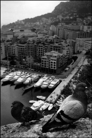 Martine Franck, Monte Carlo, 1985