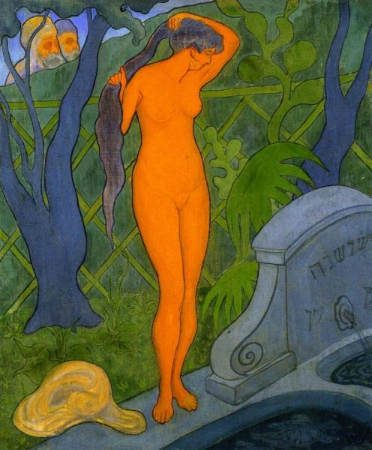 Paul Ranson, Susannah and The Elders, 1891
