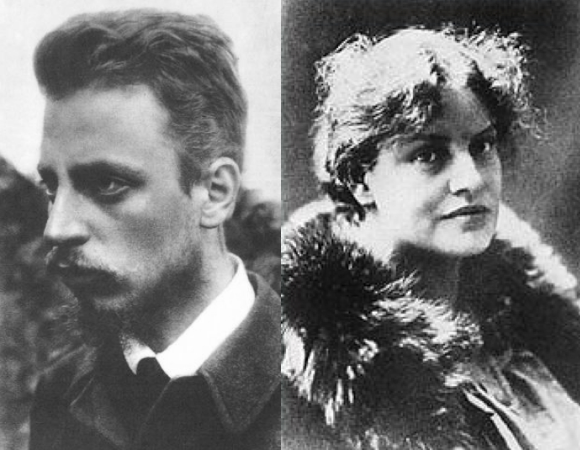 Rainer M. Rilke ve Lou Andreas-Salome