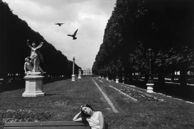 Richard Kalvar, Fransa, 1979