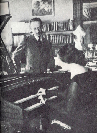 Rilke ve Wanda Landowska