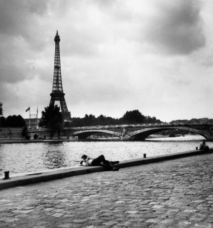 Robert Capa, Fransa, 1952