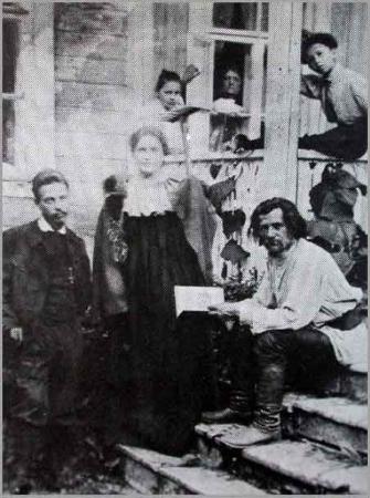Rusya gezisinde Rilke ve Salome