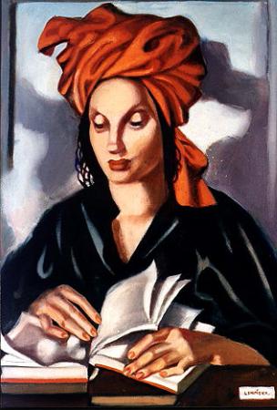 Tamara de Lempicka, Wisdom V, 1979