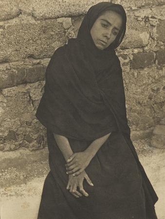 Tina Modotti, Elisa, 1924