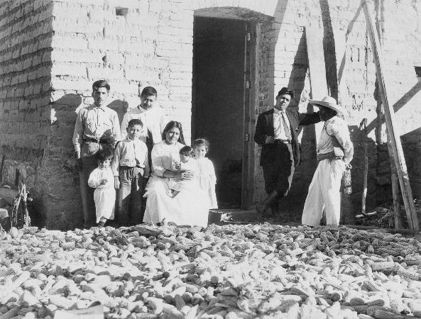 Tina Modotti, Meksika, 1928