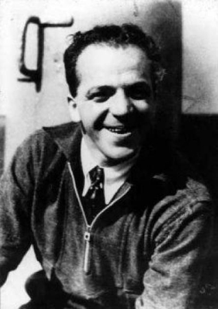 Tina Modotti, Vittorio Vidali, 1930