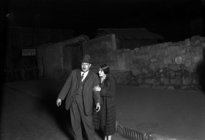 Tina Modotti, sevgilisinin olumu sonrasi, 1929