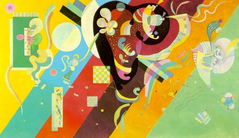 Wassily Kandinsky, Composition IX, 1936