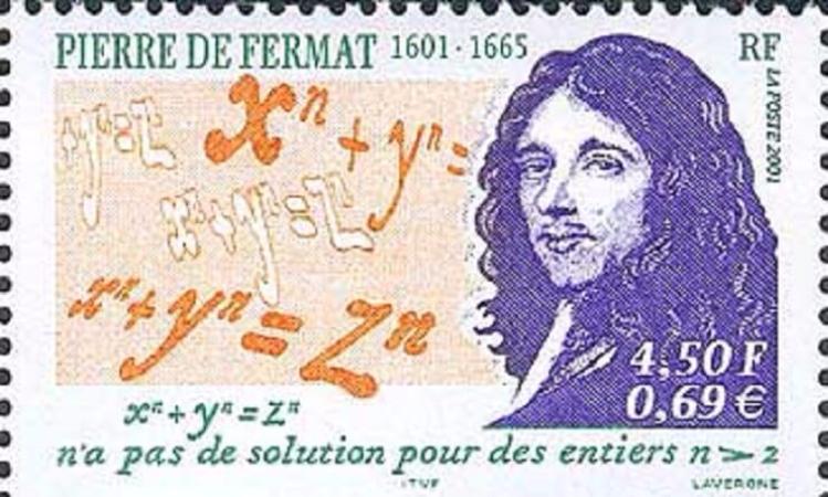fermatin son teoremi