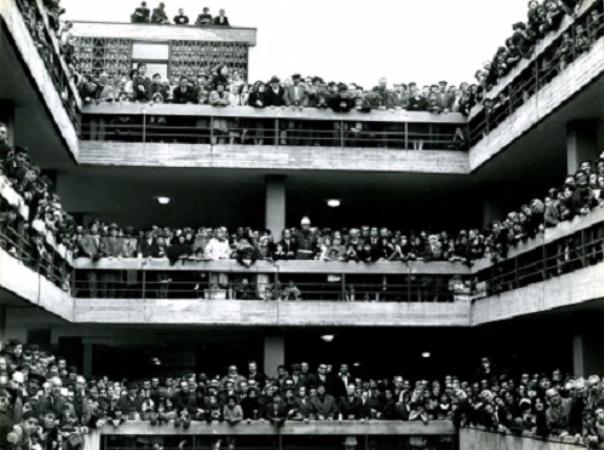 imc acilisi, 1967