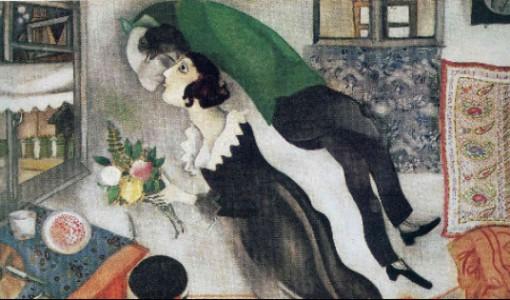 marc chagall eserleri