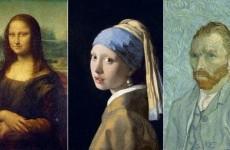 unlu ressamlar ve tablolar