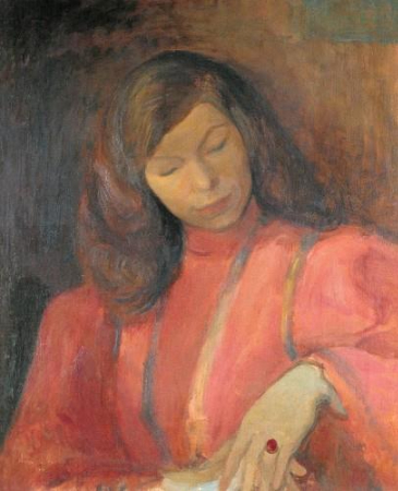 Avni Arbas, esi Zerrin Arbas, 1944