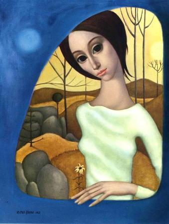 Margaret Keane, Demiurge, 1963
