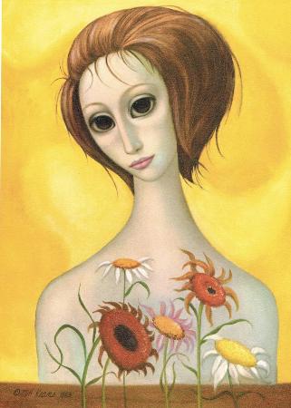 Margaret Keane, Destiny, 1963