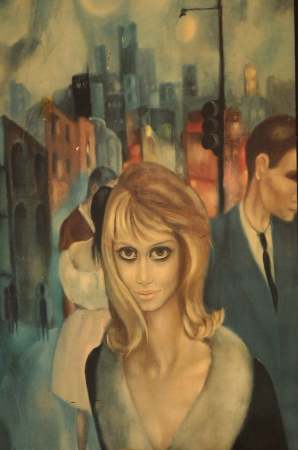 Margaret Keane, Escape, 2014