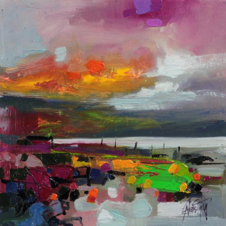 Scott Naismith, Cowal Dissonance
