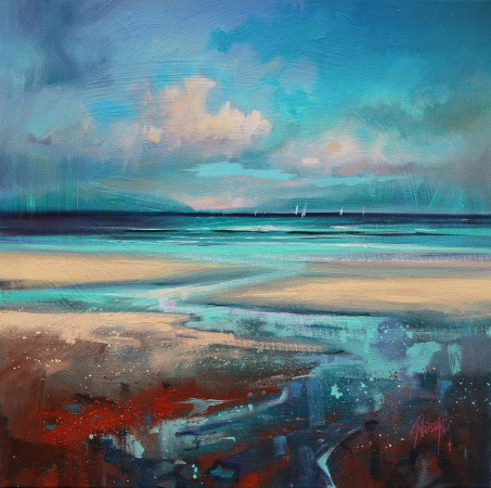 Scott Naismith, Cyan Sailing