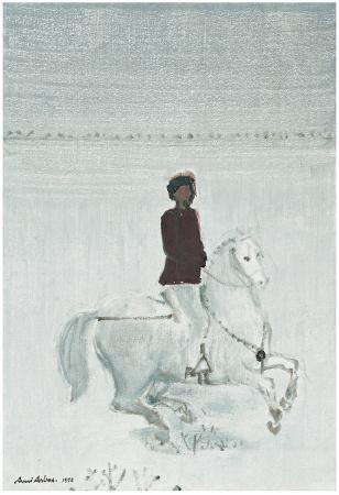 avni arbas, Kuvayi Milliye, 1958