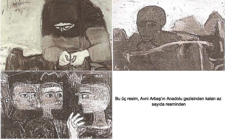 avni arbas anadolu resimleri