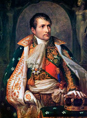 Andrea Appiani, Portrait of Napoleon, 1805