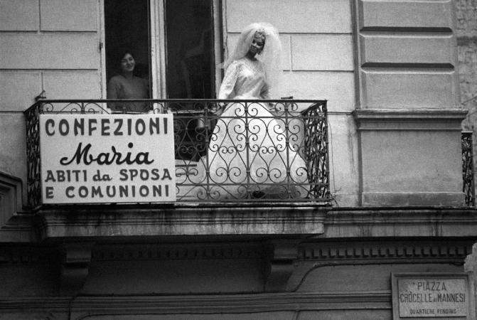 Bruno Barbey, İtalya, Napoli, 1964