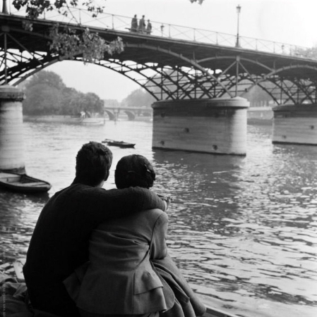 Cor Van Weele, Paris, 1954