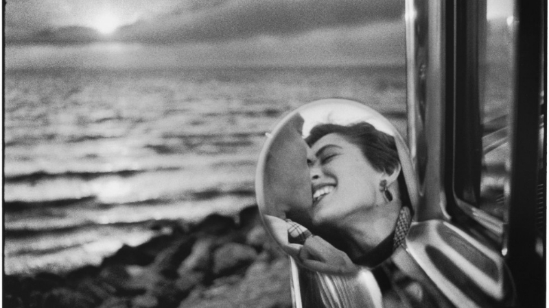 Elliott Erwitt, Santa Monica, California, 1955