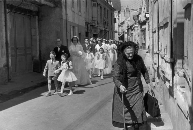 Henri Cartier-Bresson, Fransa, 1953