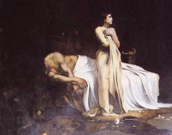 J. Villeclere, La mort d'Attila, 19. yy