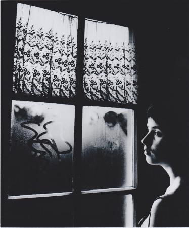 Johan van der Keuken, 1956