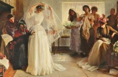 John Henry Frederick Bacon, The Wedding Morning, 1892