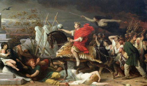 Adolphe Yvon, Caesar, 1875