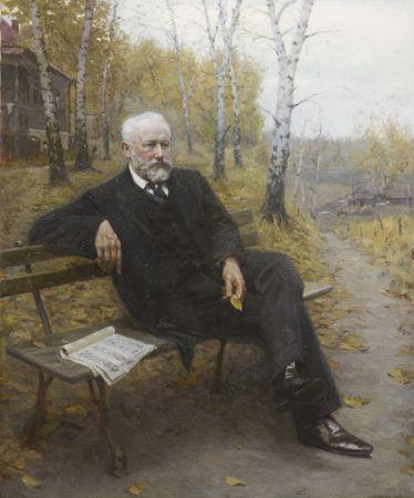 Heliy Mikhailovich Korzhev, Tchaikovsky