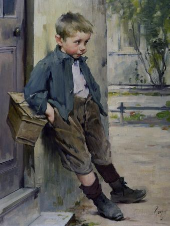 Henry Jules Jean Geoffroy, Out of the Game