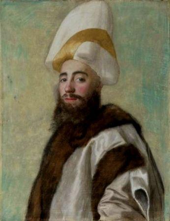 Jean-Etienne Liotard, Portrait of a Grand Vizier of Ottoman Empire