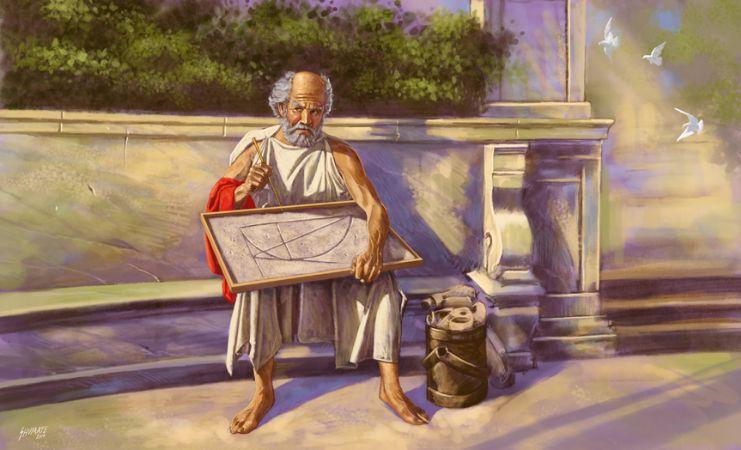Johnny Shumate, Archimedes
