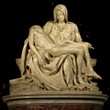 Michelangelo, Pieta, 1500