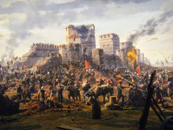 Panoroma, 1453