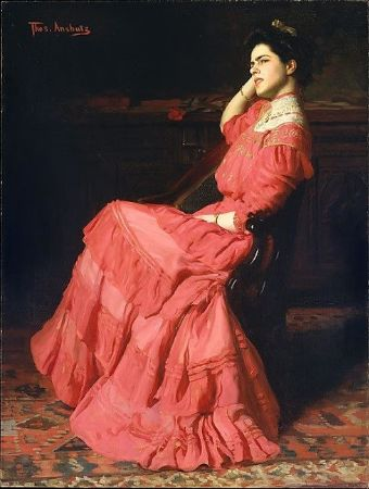 Thomas Eakins, A Rose, 1907