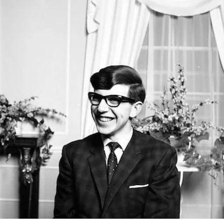 stephen hawking 1962
