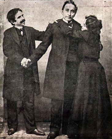Ahmet Fehim Efendi, Mınakyan ve Kınar Sıvacıyan
