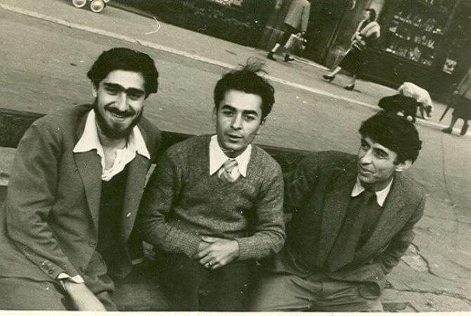 Can Yücel, Sadi Özis, İlhan Koman, 1950
