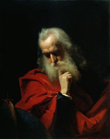 Ivan Petrovich Keler Viljandi, Galileo Galilei, 1858